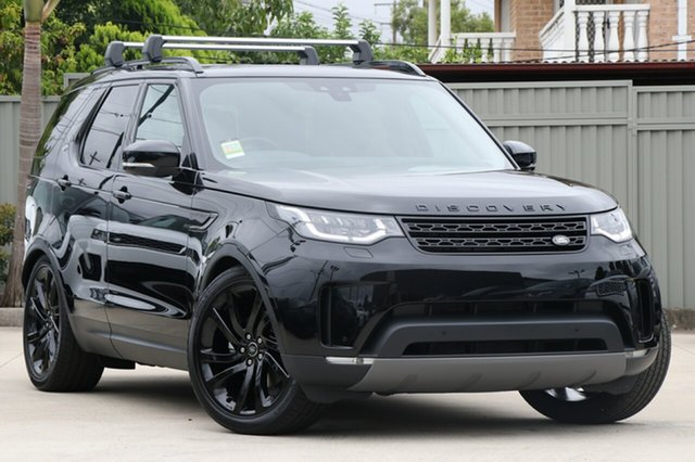Demonstrator, Demo, Near New Land Rover Discovery Td4 HSE, Blakehurst, 2018 Land Rover Discovery Td4 HSE Wagon