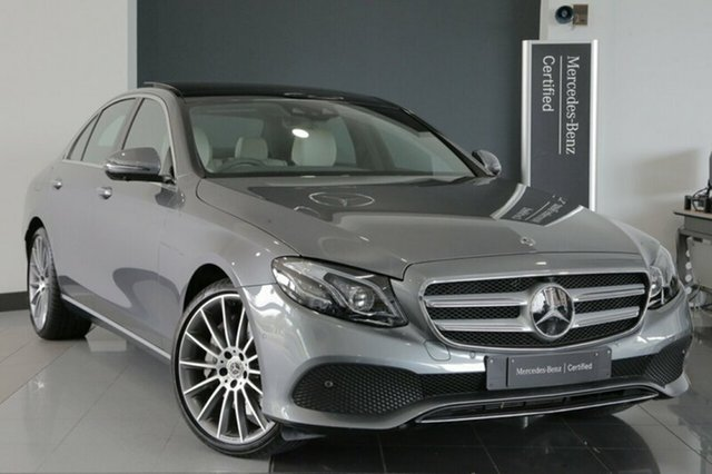 Used Mercedes-Benz E400 9G-TRONIC PLUS 4MATIC, Warwick Farm, 2017 Mercedes-Benz E400 9G-TRONIC PLUS 4MATIC Sedan