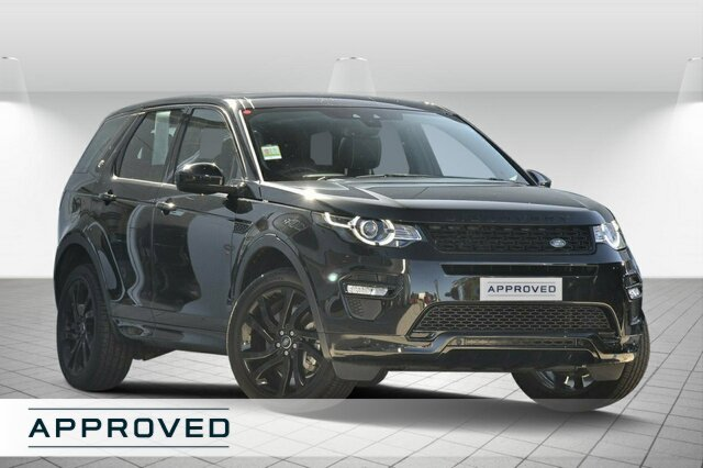 Discounted Used Land Rover Discovery Sport SD4 HSE, Gardenvale, 2017 Land Rover Discovery Sport SD4 HSE Wagon