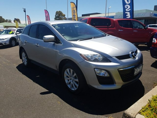 Used Mazda CX-7 Classic Activematic, Warrnambool East, 2011 Mazda CX-7 Classic Activematic Wagon