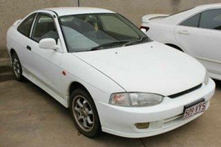 1996 Mitsubishi Lancer MR Coupe.