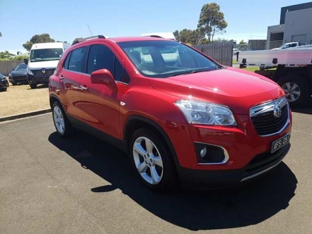 Used Holden Trax LTZ, Warrnambool East, 2015 Holden Trax LTZ Wagon