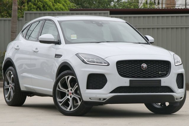 Demonstrator, Demo, Near New Jaguar E-PACE D180 R-Dynamic AWD First Edition, Blakehurst, 2017 Jaguar E-PACE D180 R-Dynamic AWD First Edition Wagon