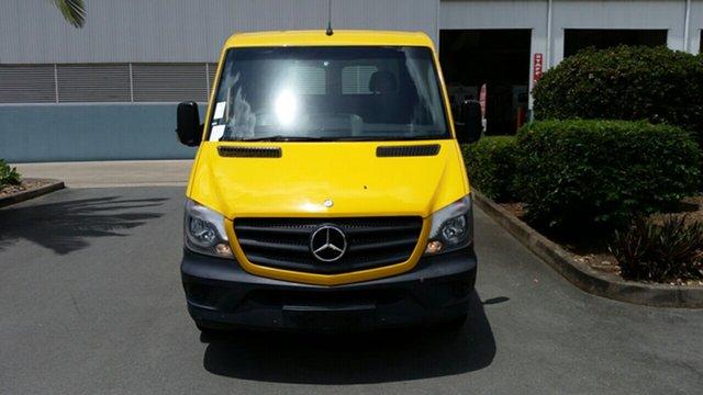 Used Mercedes-Benz Sprinter 313CDI High Roof LWB, Acacia Ridge, 2014 Mercedes-Benz Sprinter 313CDI High Roof LWB NCV3 MY14 Van