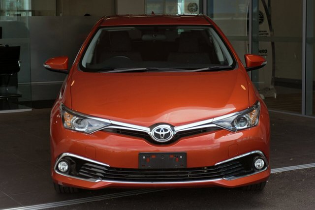 Used Toyota Corolla Ascent Sport S-CVT, Southport, 2016 Toyota Corolla Ascent Sport S-CVT Hatchback