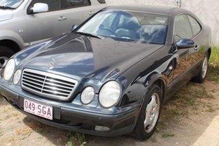 1999 Mercedes-Benz CLK320 Coupe.