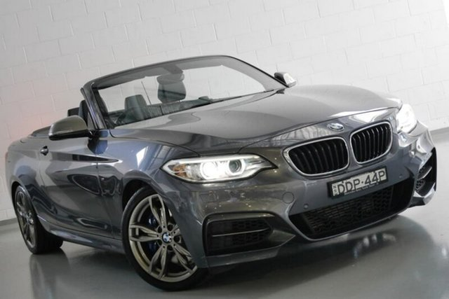 Used BMW M235i, Chatswood, 2015 BMW M235i Convertible