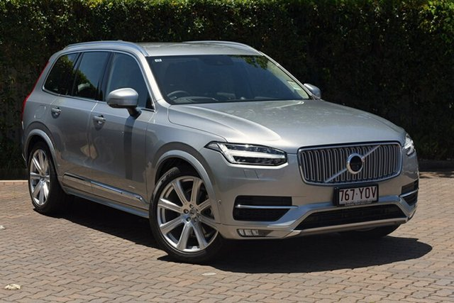 Demonstrator, Demo, Near New Volvo XC90 T6 Geartronic AWD Inscription, Southport, 2018 Volvo XC90 T6 Geartronic AWD Inscription Wagon