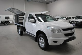2015 Holden Colorado LS 4x2 Cab Chassis.