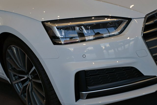 Demonstrator, Demo, Near New Audi A5, Southport, 2018 Audi A5 Cabriolet