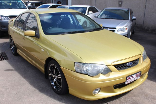 Used Ford Falcon XR6, Underwood, 2005 Ford Falcon XR6 Sedan