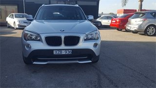 2010 BMW X1 xDrive20d Wagon.