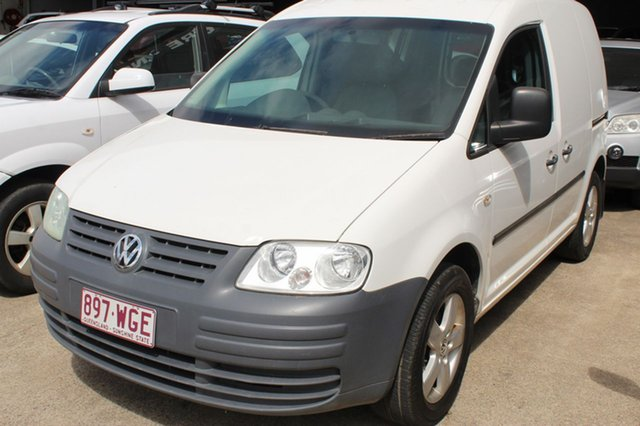 Used Volkswagen Caddy SWB, Underwood, 2006 Volkswagen Caddy SWB Van