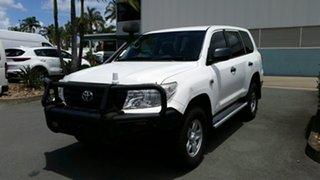 Used Toyota Landcruiser GX, Acacia Ridge, 2013 Toyota Landcruiser GX VDJ200R MY12 Wagon