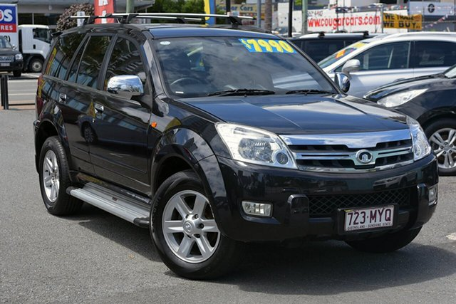 Used Great Wall X240, Southport, 2010 Great Wall X240 Wagon