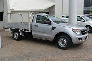 2013 Ford Ranger XL 4x2 Cab Chassis.