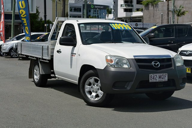 Used Mazda BT-50 DX 4x2, Southport, 2009 Mazda BT-50 DX 4x2 Cab Chassis