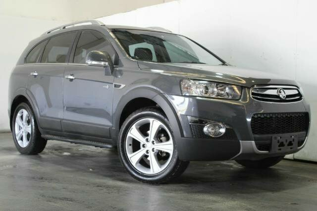 Used Holden Captiva 7 LX, Underwood, 2011 Holden Captiva 7 LX Wagon