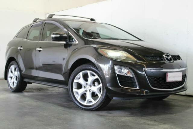 Used Mazda CX-7 Luxury Sports, Underwood, 2009 Mazda CX-7 Luxury Sports Wagon