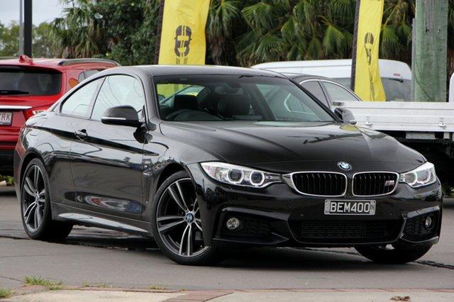 Used BMW 420i Modern Line, Caloundra, 2015 BMW 420i Modern Line Coupe