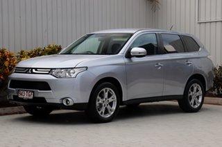 2012 Mitsubishi Outlander Aspire 4WD Wagon.