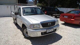 2004 Mazda Bravo DX 4x2 Cab Chassis.