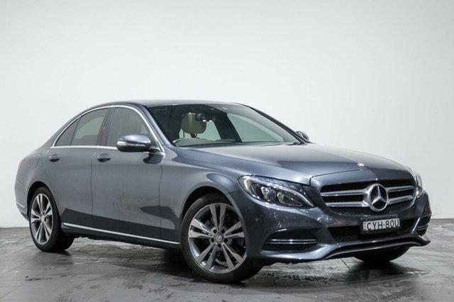 Used Mercedes-Benz C200 7G-Tronic +, Rozelle, 2015 Mercedes-Benz C200 7G-Tronic + Sedan