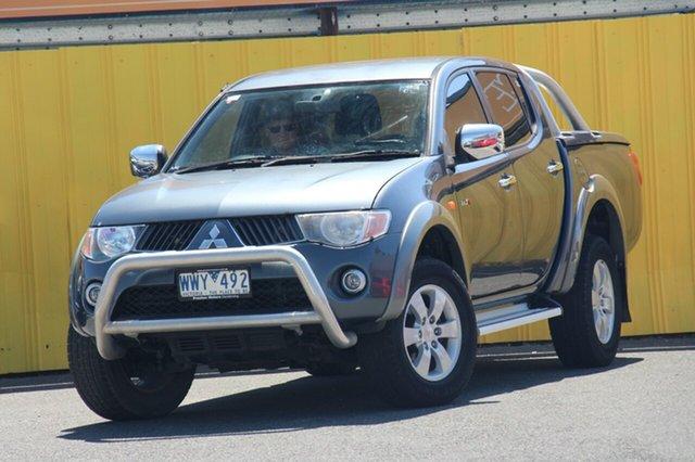 Used Mitsubishi Triton GLX-R Double Cab, Cheltenham, 2008 Mitsubishi Triton GLX-R Double Cab Utility