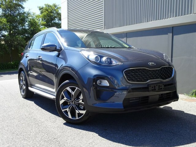 Demonstrator, Demo, Near New Kia Sportage AO Edition 2WD, Cheltenham, 2018 Kia Sportage AO Edition 2WD Wagon