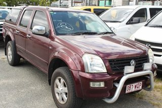 2005 Holden Rodeo LX Space Cab 4x2 Cab Chassis.