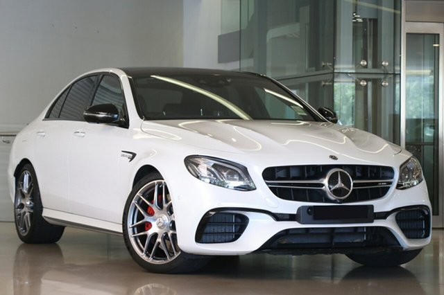 Used Mercedes-Benz E63 AMG SPEEDSHIFT MCT 4MATIC+ S, Waterloo, 2018 Mercedes-Benz E63 AMG SPEEDSHIFT MCT 4MATIC+ S Sedan