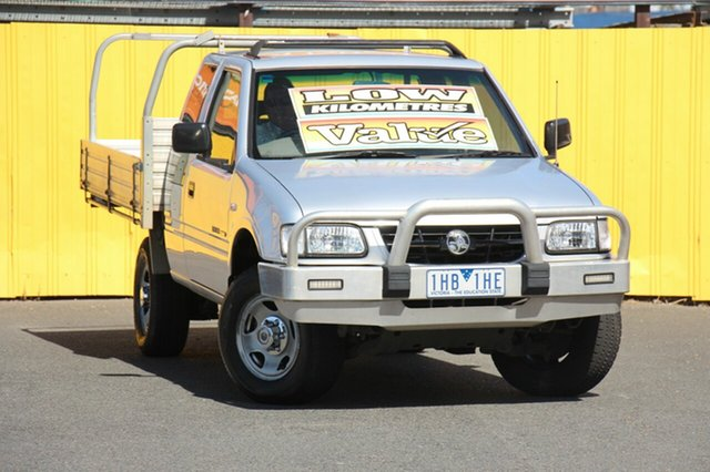 Used Holden Rodeo LX 4x2, Cheltenham, 2001 Holden Rodeo LX 4x2 Cab Chassis