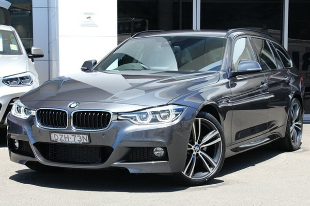 Used BMW 320i Touring M Sport, Brookvale, 2017 BMW 320i Touring M Sport Wagon