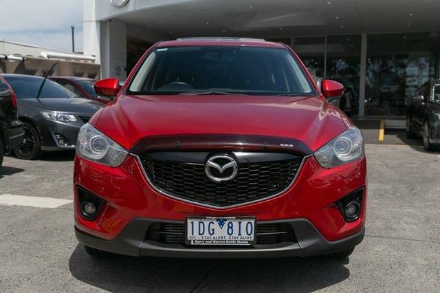 Used Mazda CX-5 Grand Tourer (4x4), Mulgrave, 2014 Mazda CX-5 Grand Tourer (4x4) MY13 Upgrade Wagon