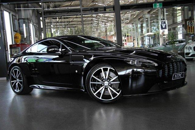 Used Aston Martin V8 Vantage Sportshift II S, North Melbourne, 2014 Aston Martin V8 Vantage Sportshift II S Coupe