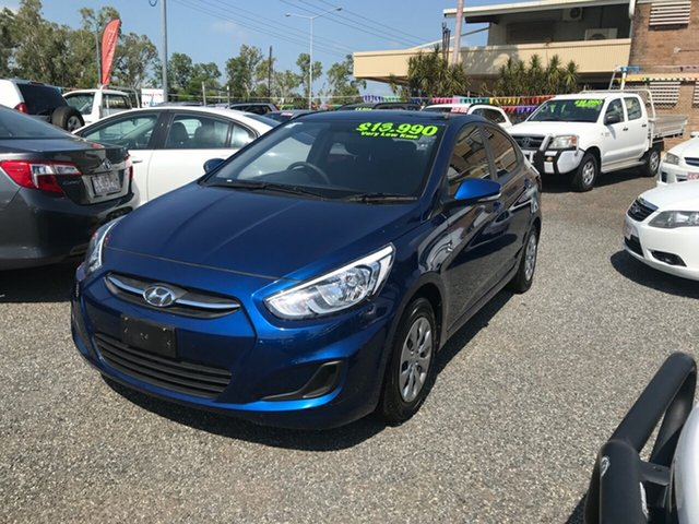 Used Hyundai Accent Active, Winnellie, 2016 Hyundai Accent Active Sedan