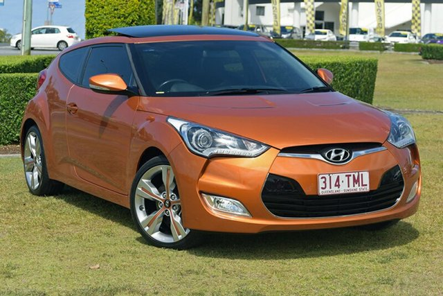 Discounted Used Hyundai Veloster + Coupe, Southport, 2013 Hyundai Veloster + Coupe Hatchback