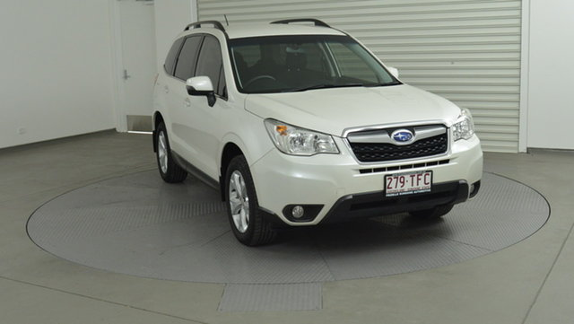 Used Subaru Forester 2.5i-L Lineartronic AWD, Warwick Farm, 2013 Subaru Forester 2.5i-L Lineartronic AWD Wagon
