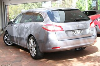 2015 Peugeot 508 Allure Touring Wagon.