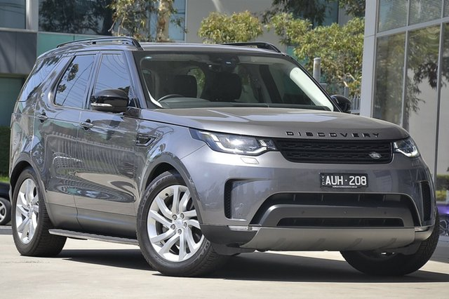 Used Land Rover Discovery, Port Melbourne, 2018 Land Rover Discovery Wagon