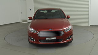 2016 Ford Falcon G6E Turbo Sedan.