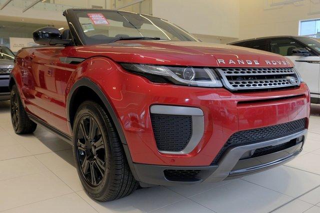 Demonstrator, Demo, Near New Land Rover Range Rover Evoque SI4 SE Dynamic, Newstead, 2017 Land Rover Range Rover Evoque SI4 SE Dynamic Convertible
