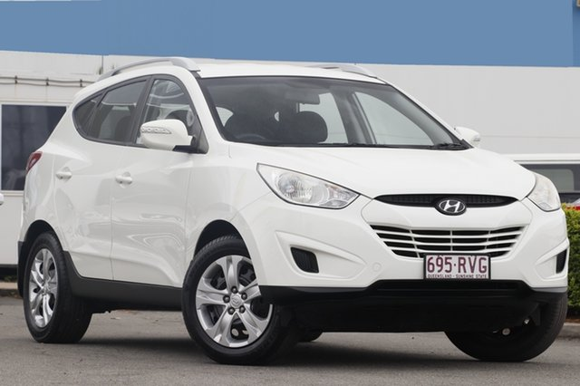 Used Hyundai ix35 Active, Beaudesert, 2011 Hyundai ix35 Active Wagon