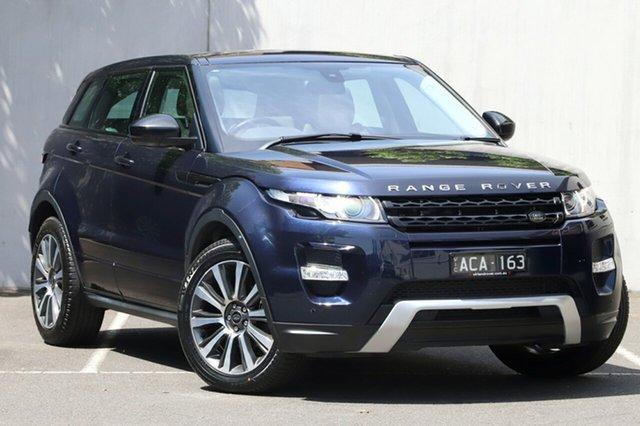 Used Land Rover Range Rover Evoque SD4 Dynamic, Malvern, 2014 Land Rover Range Rover Evoque SD4 Dynamic Wagon