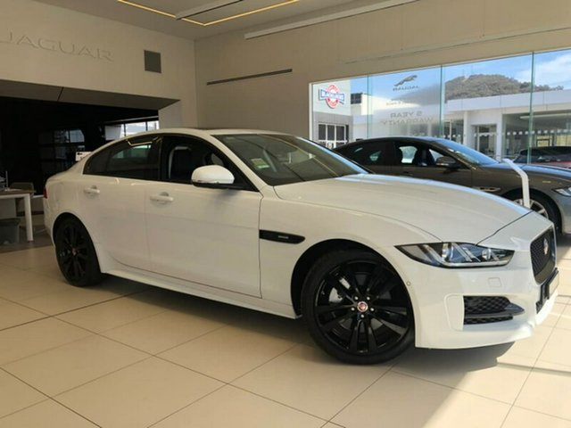 Demonstrator, Demo, Near New Jaguar XE 25T R-Sport, Lavington, 2017 Jaguar XE 25T R-Sport Sedan