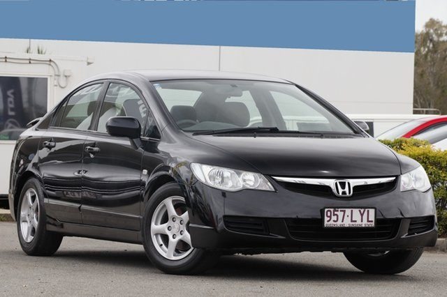 Used Honda Civic VTi, Bowen Hills, 2006 Honda Civic VTi Sedan