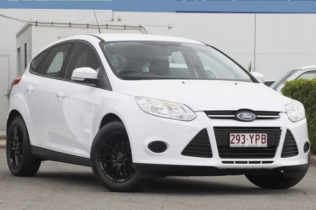 Used Ford Focus Ambiente PwrShift, Beaudesert, 2014 Ford Focus Ambiente PwrShift Hatchback