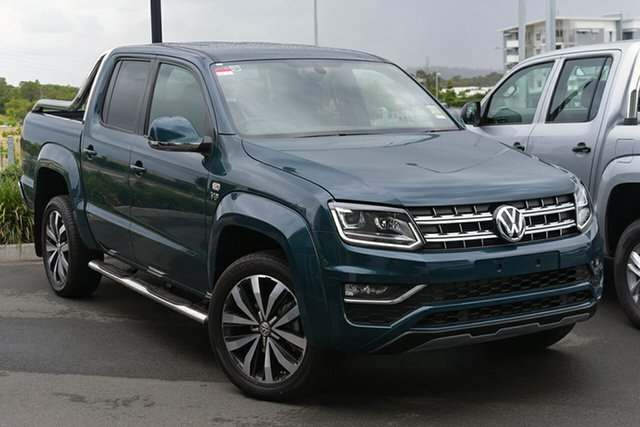New Volkswagen Amarok TDI550 4MOTION Perm Ultimate, Southport, 2018 Volkswagen Amarok TDI550 4MOTION Perm Ultimate Utility