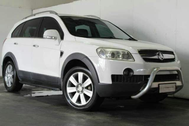 Used Holden Captiva SX, Underwood, 2008 Holden Captiva SX Wagon