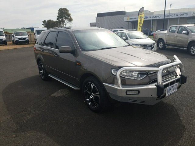 Used Ford Territory TS Seq Sport Shift, Warrnambool East, 2012 Ford Territory TS Seq Sport Shift Wagon